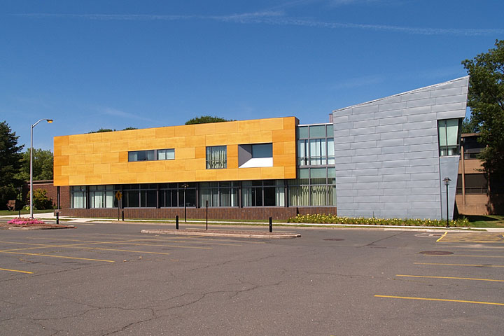 Hartford Art School in West Hartford, Connecticut